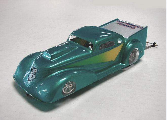 #MAR330P NEW! Mid-America The Boss RTR Drag Car