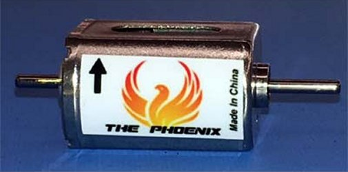 New! Phoenix 1/24 Slot Car Motor