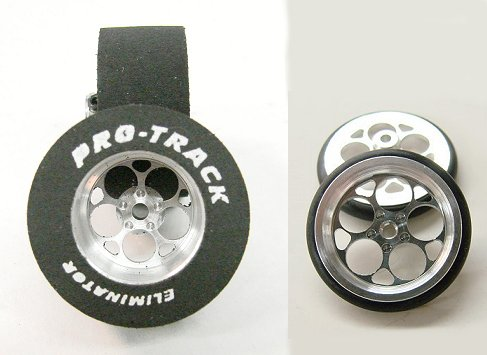 """Pro Track """"Magnum"""" 1/8"""" x 1 1/16"""" x .500 wd Rear & Front Drag"""