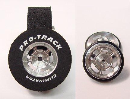 "Pro Track ""Daytona"" .500 Rear & Front Drag Tires"