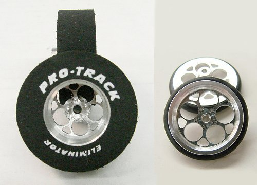 """Pro Track """"Magnum"""" 1/8"""" x 1 3/16"""" x .500 wd Rear & Front Drag"""