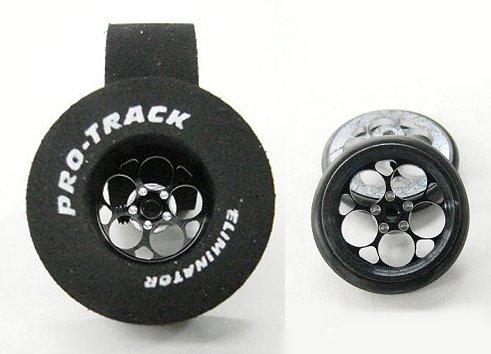"""Pro Track """"Magnum Black"""" .500 Rear & Front Drag Tires"""