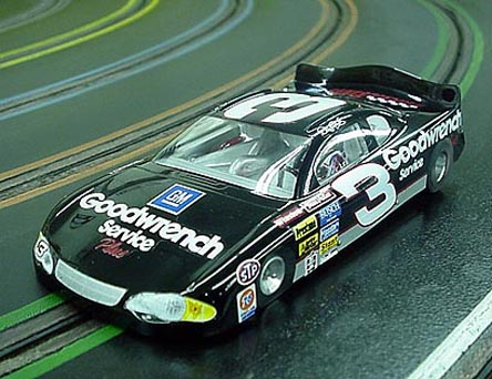 3 Goodwrench Nascar Body <i><br>Back in Stock!</i>-#3, Goodwrench, Nascar, Body,