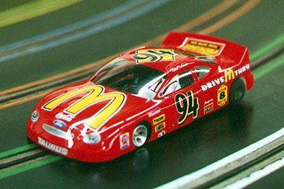 "Parma ""98 Ford Taurus SS Nascar Body- .007"