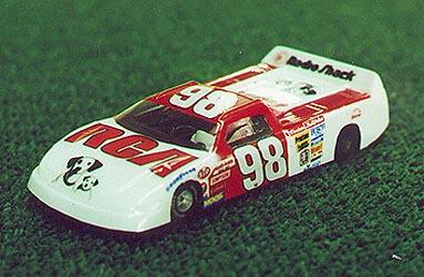 """98 RCA 4.5"""" Nastruck Body-#98, RCA, 4.5"""
