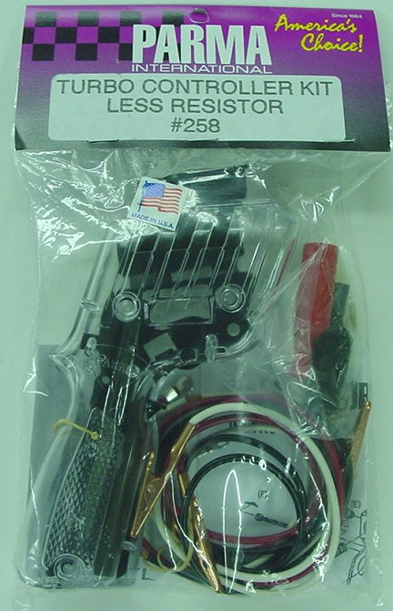 Parma Turbo Controller Kit- less resistor-