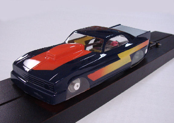 "Parma EDGE RTR ""69 Camaro Drag Slot Car-"