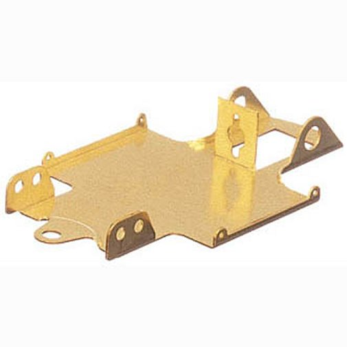 Parma Brass Womp 1/32 Scale Chassis-