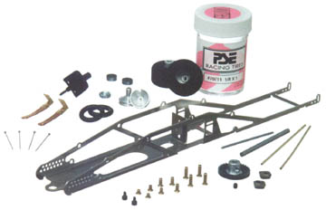 Parma Edge Complete Rolling Chassis Kit-