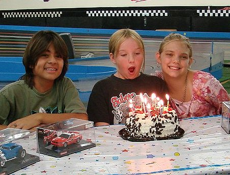Reserve your Birthday Party! Party Package 1-