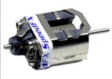 Pro Slot SpeedFX Blue Printed 16D Balanced Motor - Sealed & Engraved-