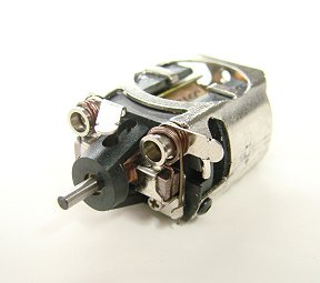 Mick A/Pro Slot SRS Blue Printed S-16C Motor-