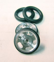 Pro Track Custom O-Ring Front Wheels for F/C Drag or Road Course-