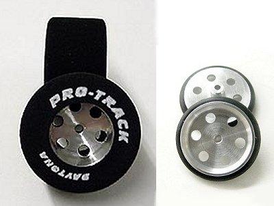 """Pro Track 1/8"""" x 1 3/16"""" x .700 wd """"TQ Custom"""" Rear & Front Drag Tire-"""