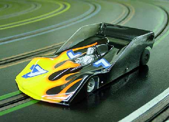 Slick-7 GT-12 w/Koford 12 H.P.!-gt12 slot car, slot car