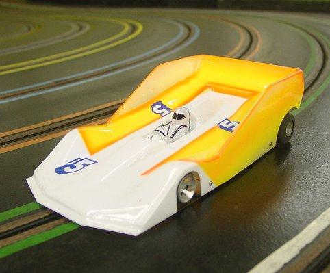 Mossitti S.S. w/ Kelly G-2 S16D- w/GTP body