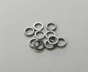 Slick-7 .024 Steel 3/32 Axel Spacers-
