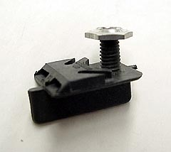 Slick-7 Graphite Guide, Threaded with Low Profile Nut-