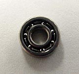 Slick 7 - Unflanged Motor Ball Bearing-Slick, 7, Unflanged, Motor, Ball, Bearing, slot, car, slick 7, parts,