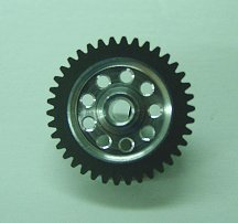 Slick-7 28t 48p Hybrid Spur Gear-