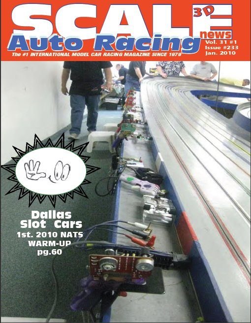 Scale Auto Racing Mag. - Jan. 2010 - Download