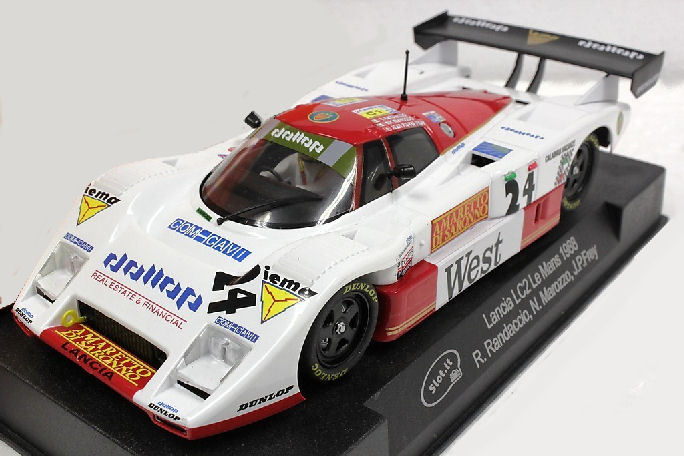 Slot.it Lancia LC2-85, Dollop Racing 1/32 Slot Car-