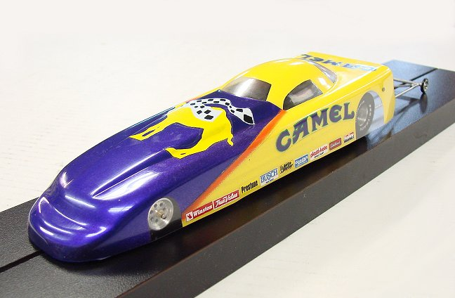 Smokin Joe Funny Car w/Dragmaster 20 H.P.!