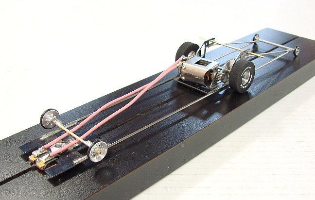 Smokin Joe Funny Car w/Dragmaster Quad 20 H.P.!-