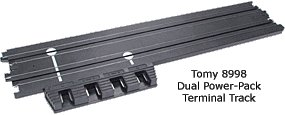 AFX Dual Power Pack Terminal Track