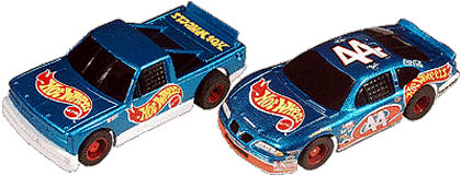 Tyco Hot Wheels Grand Prix / Super Truck Twin Pack <i>&quot;Collectors&quot;</i>