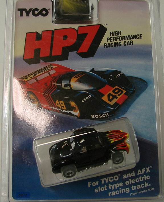Tyco HP7 '40 Ford Coupe w/ flames <i>&quot;Collectors!</i>-