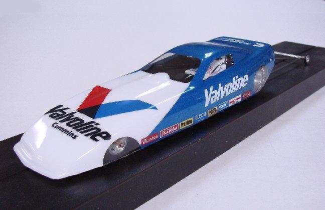 "WRP Pro Sidewinder ""Valvoline"" Funny Car w/Ouad Gr.20!-"